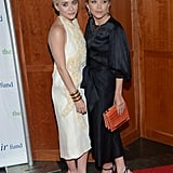 Mary-Kate and Ashley Olsen in May 2012