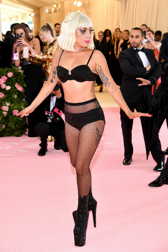 Image result for lady gaga Met Gala