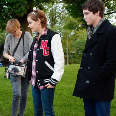 The Perks of Being a Wallflower Movie Interview