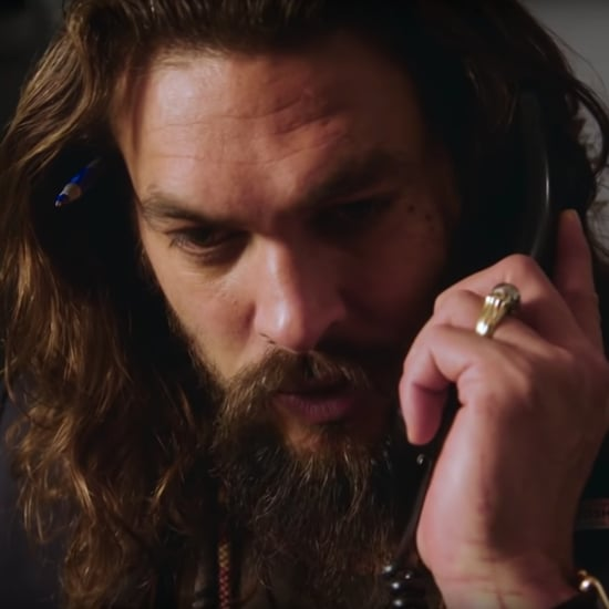Jason Momoa SNL Promo Video 2018
