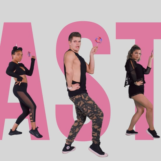 """The Fitness Marshall """"Taste"""" Betty Who Video"""