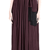 Do your holiday plans involve a more formal affair? This L'Agence Halter Gown ($419, originally $695) would look stunning on the dance floor at a big NYE bash.