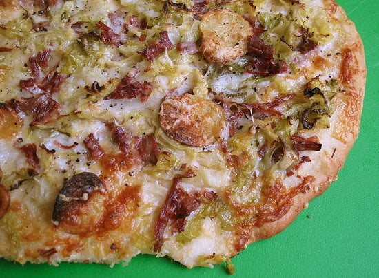 Sugar Shout Out: St Patrick's Day Pizza!
