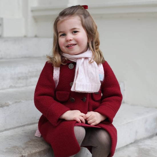Prince George and Princess Charlotte Nursery School Pictures