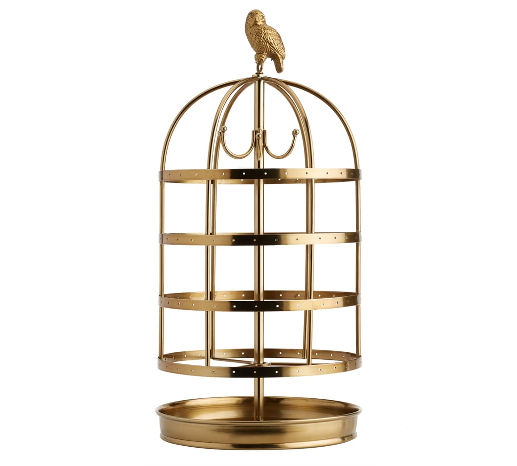 Hedwig Jewelry Cage ($99)
