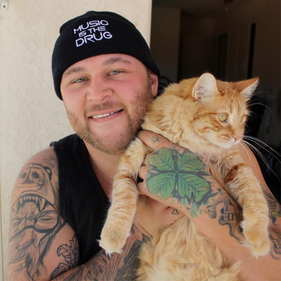 How a Cat Helped a Man Through Drug Addiction and Recovery