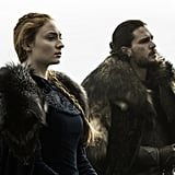 There's a theory floating around that Sansa is pregnant. Thoughts on that?
