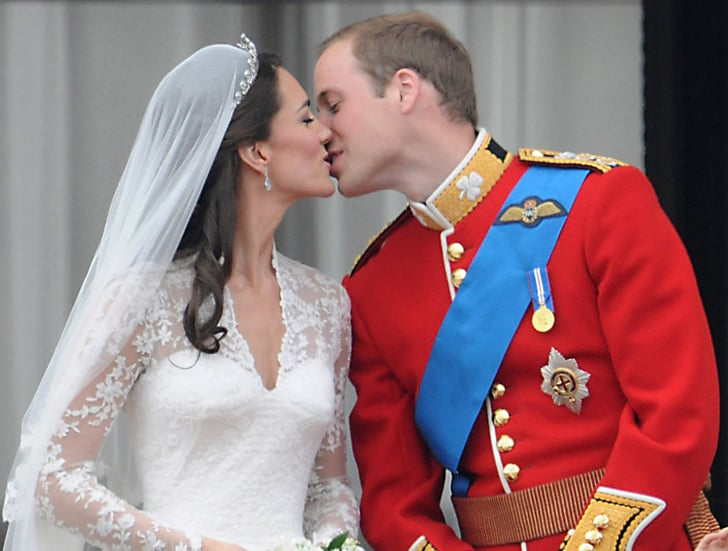 Royal Wedding Kiss.Royal Wedding Kiss Pictures Popsugar Celebrity