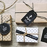 Hey Look Anchor Gift Tags