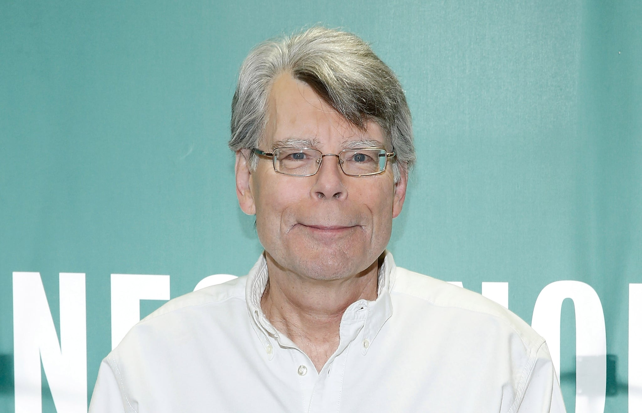 NEW YORK, NY - NOVEMBER 11:  Stephen King Signs Copies Of His Book