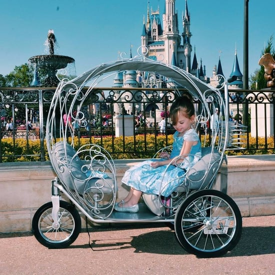 Princess Carriage Rentals at Walt Disney World