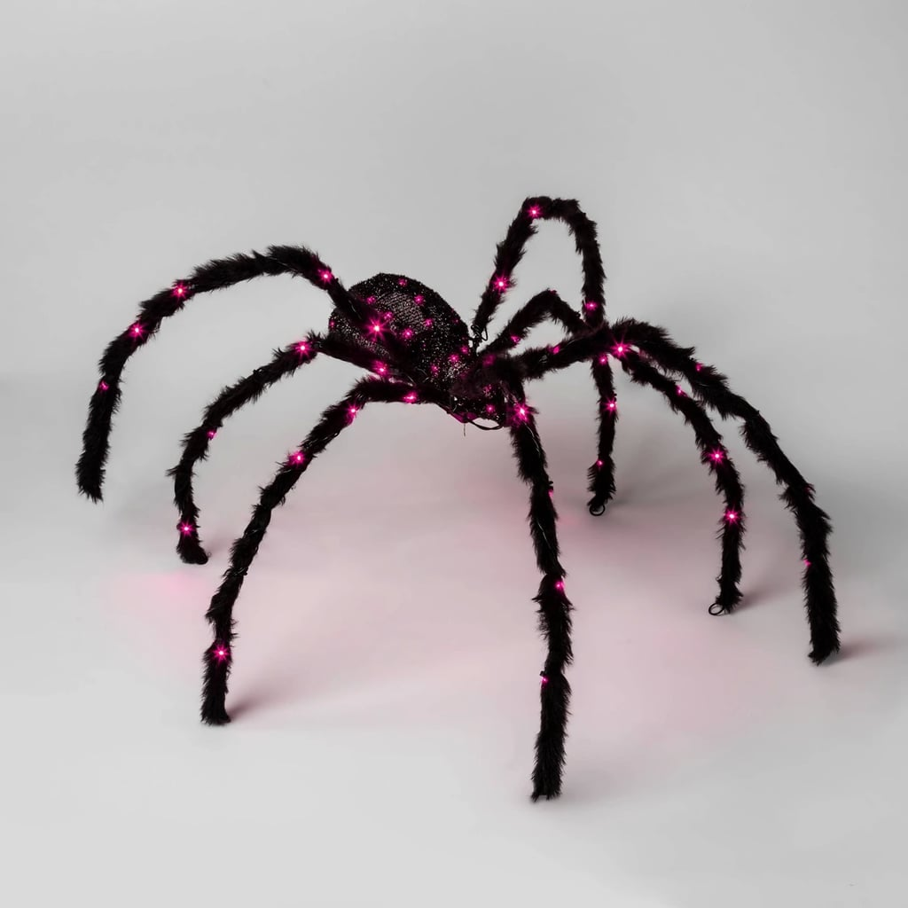Incandescent Animated Spider