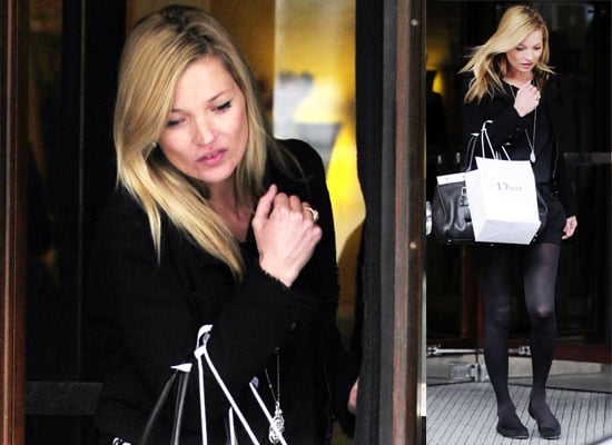 Photos of Kate Moss Out in London