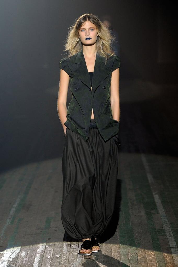 2011 Spring New York Fashion Week: Y-3