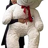 Giant Valentine's Day 52-Inch Teddy Bear