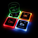 Serve Drinks on Glowing Element Coasters