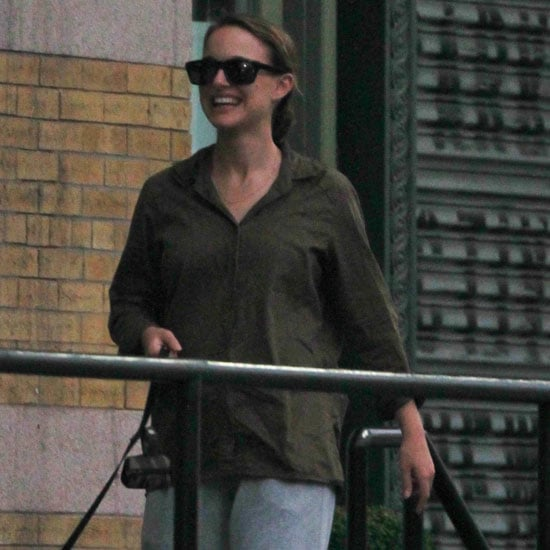 First Photos of Natalie Portman After Giving Birth to Aleph Millepied