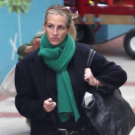 Toll Julia Roberts Pictures In LA With Hazel, Phin, Henry Moder