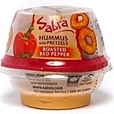 Sabra Hummus and Pretzel Cups