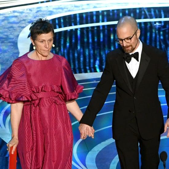 Frances McDormand's Birkenstock Sandals at the 2019 Oscars
