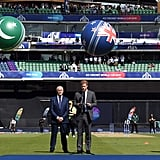 Prince Harry at Opening of Cricket World Cup 2019