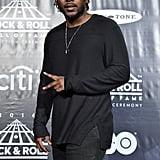 Kendrick Lamar: 17 Juin