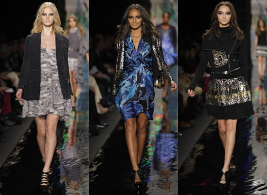 Photos from DVF's Autumn 2010 Collection at New York Fashion Week