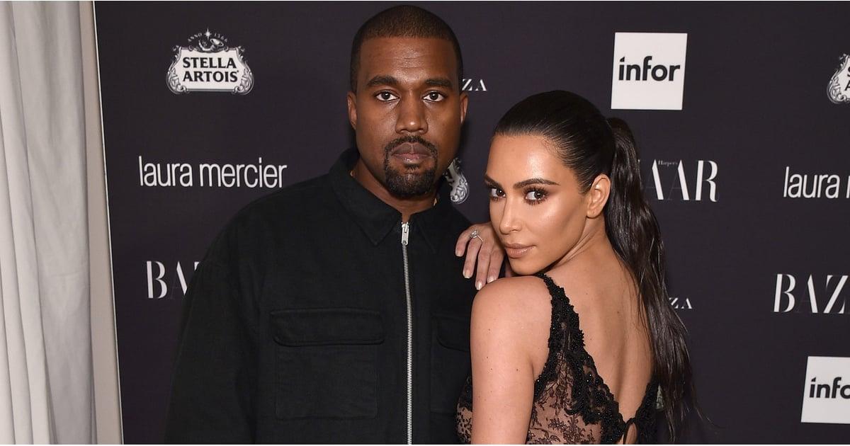 "Kim Kardashian Celebrates 4 Years of Marriage to Kanye West: ""I'm So Lucky"""