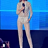 Gigi Hadid's American Music Awards Outfits 2016