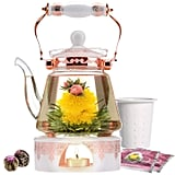 Teabloom Buckingham Palace Teapot & Flowering Tea Gift Set