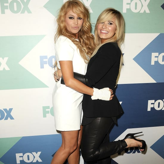 Demi Lovato and Paulina Rubio Singing Together in Mexico