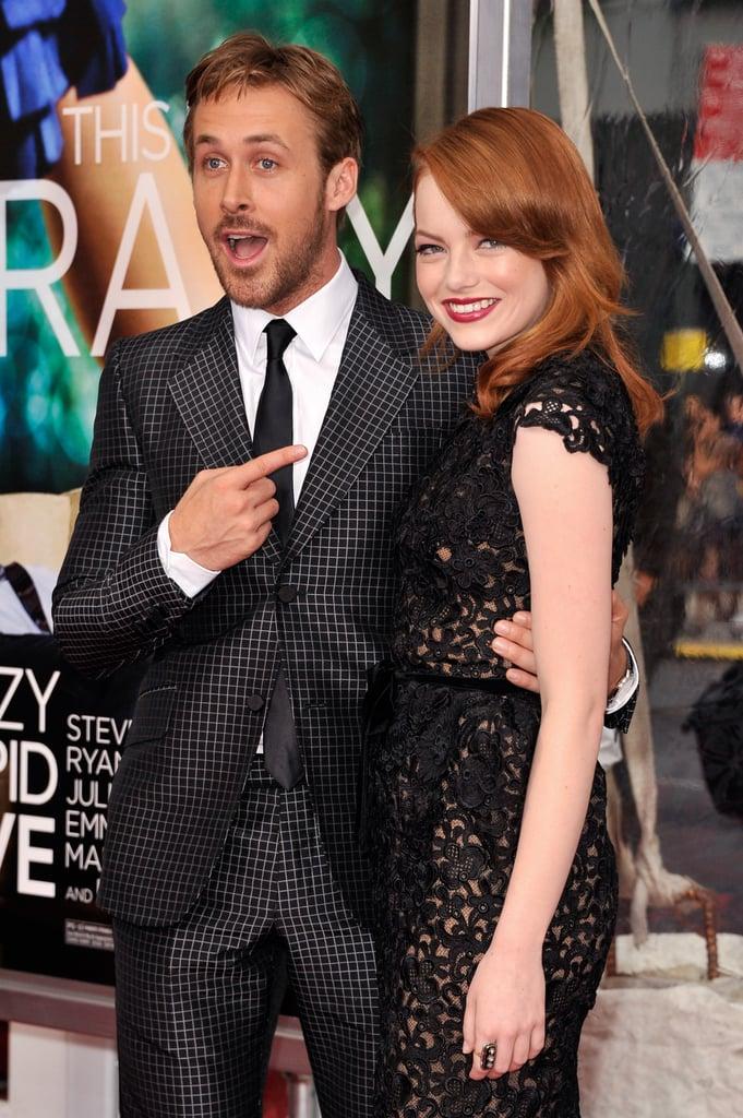 L'alchimie Entre Emma Stone et Ryan Gosling N'est Définitivement Pas Que du Cinéma