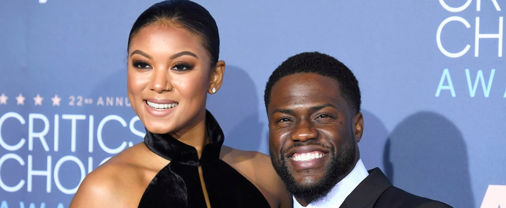 """Kevin Hart Gushes About His """"Unbelievable Wife"""" on Their First Wedding Anniversary"""