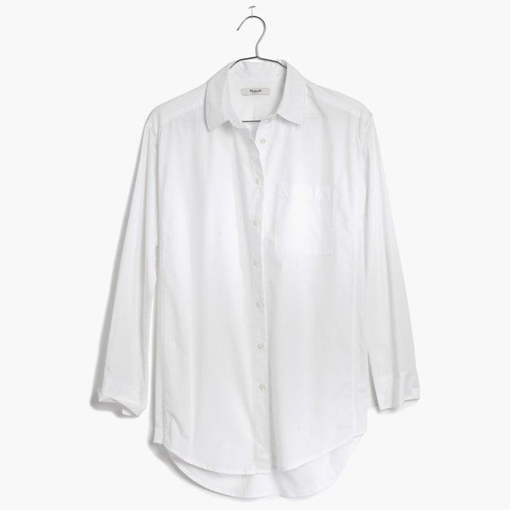 Madewell Oversized Button-Down Shirt ($75)