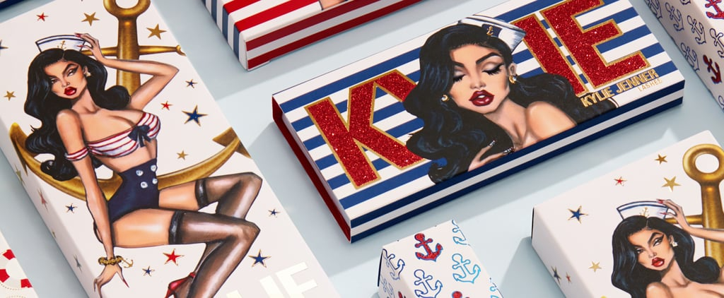 Kylie Cosmetics Summer 2020 Sailor Collection