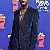 Rickey Thompson at the 2019 MTV Movie and TV Awards