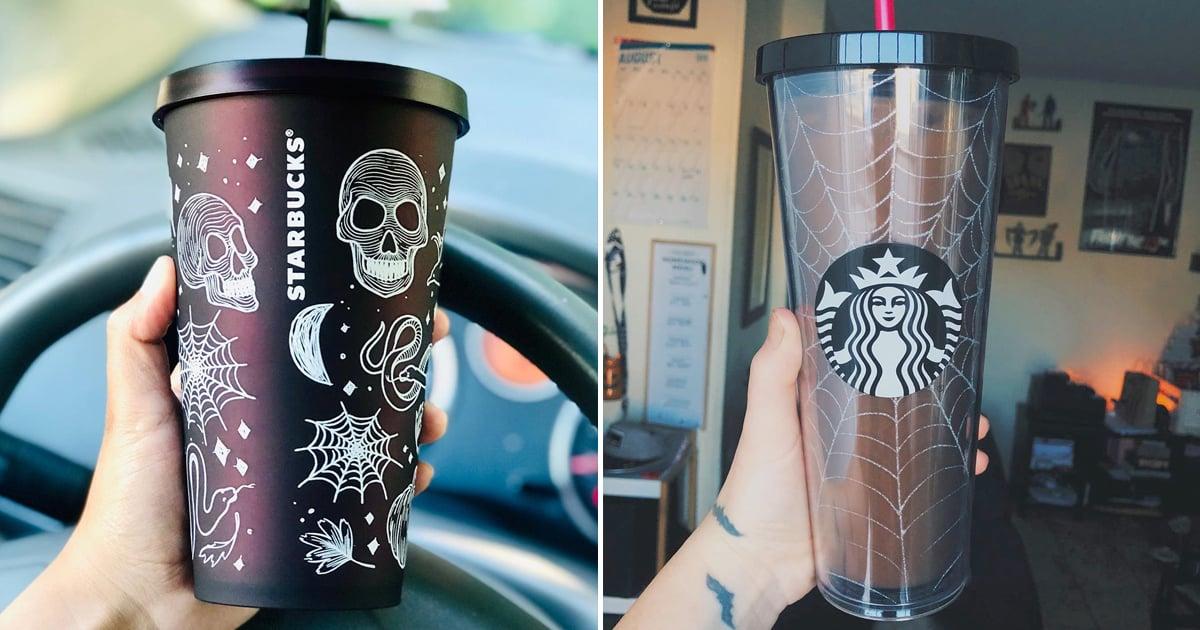 Starbucks Is Releasing Tons Of Spooky Halloween Tumblers