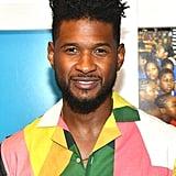 Libra: Usher, Oct. 14