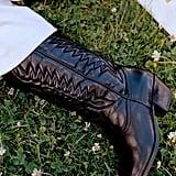 Vagabond Shoemakers Emily Leather Cowboy Boots