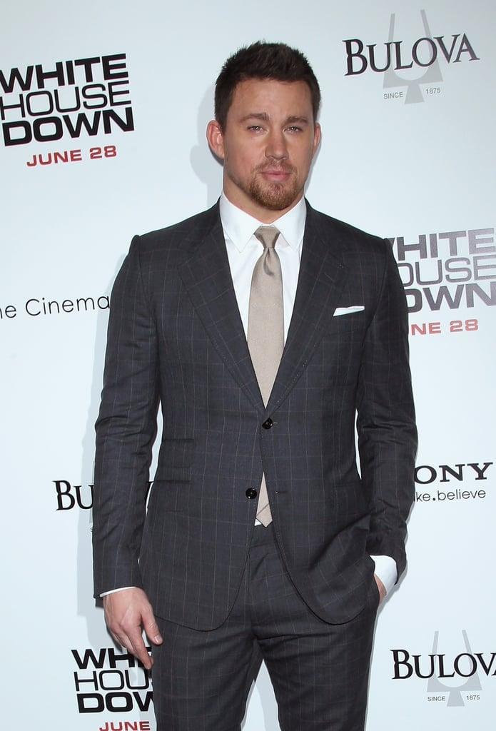 Channing Tatum in 2013
