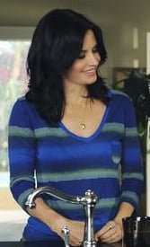 Courteney Cox as Jules Cobb in Cougar Town Style 2010-02-10 11:00:00