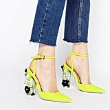 ASOS Performer Pointed High Heels ($99)