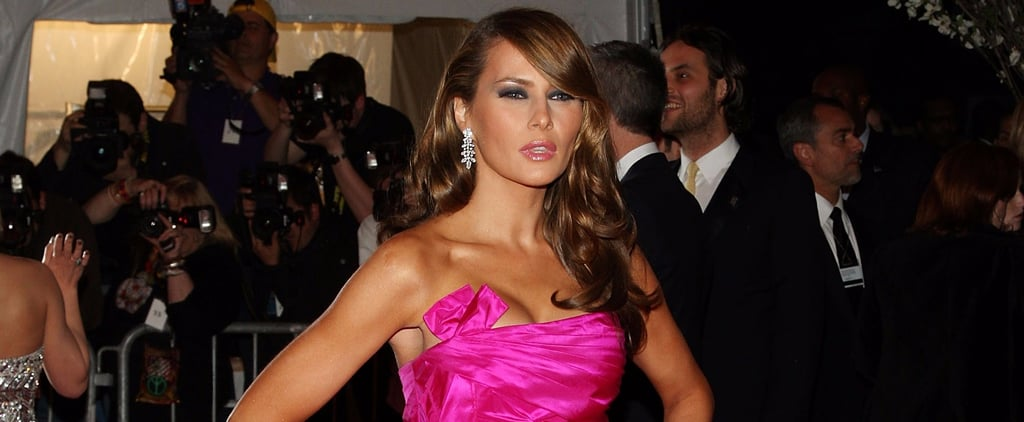 Melania Trump's Red Carpet Dresses