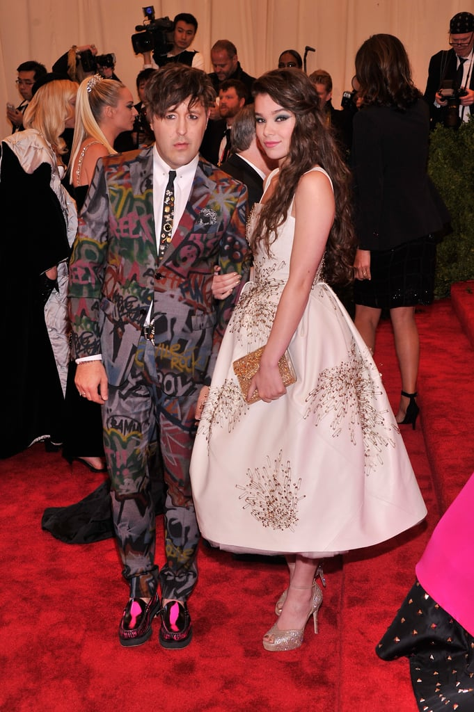 Hailee Steinfeld at the Met Gala 2013.