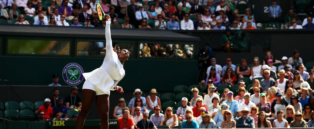 Serena Williams Wimbledon 2018 Interview