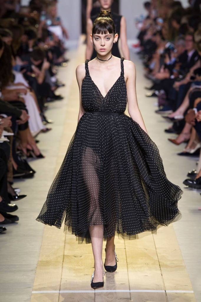 The Dior Spring 2017 collection debuted at Paris Fashion ...