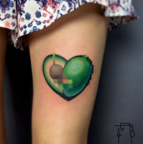 Pixel Tattoos