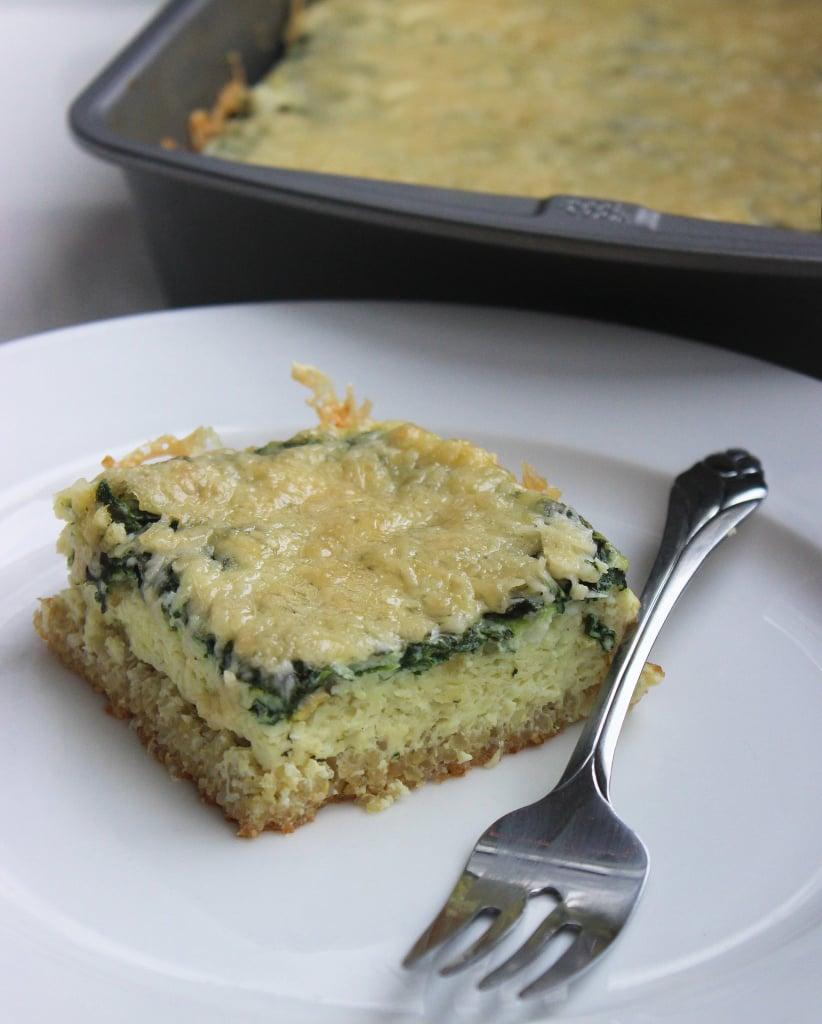 Make a Quinoa Egg Bake