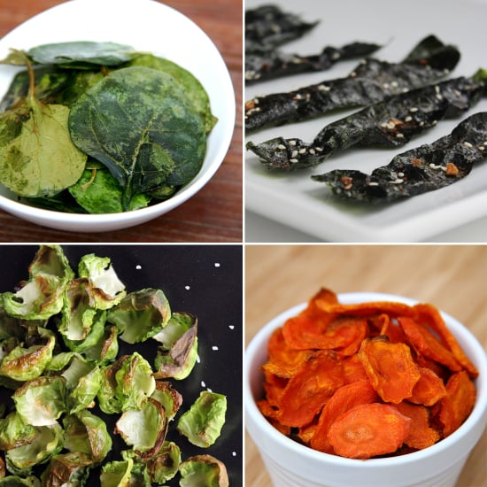 Healthy Chip Recipes & Chip Alternatives