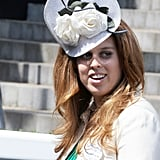 Princess Beatrice, 2009